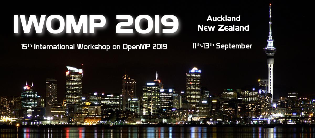 15th International Workshop On OpenMP